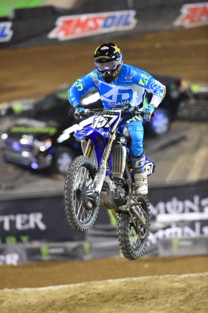 Aaron Plessinger won the first Amateur All-Star Race of his career - Photo Credit: Simon Cudby