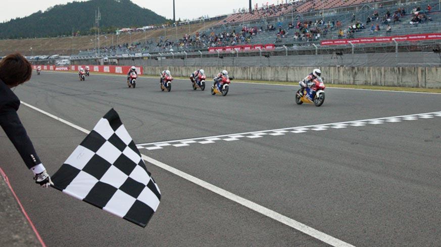 Shell Advance Asia Talent Cup Motegi Race