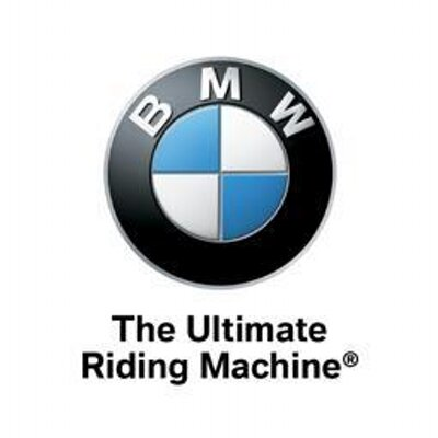 Logo BMW Ultimate Riding Machine
