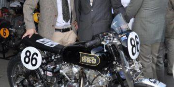 Goodwood Revival 2014 - Beau Beaton and Craig McMartin