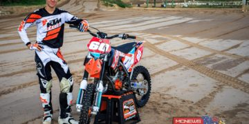 WA 14-year-old Caleb Grothues rides Monster Energy Cup