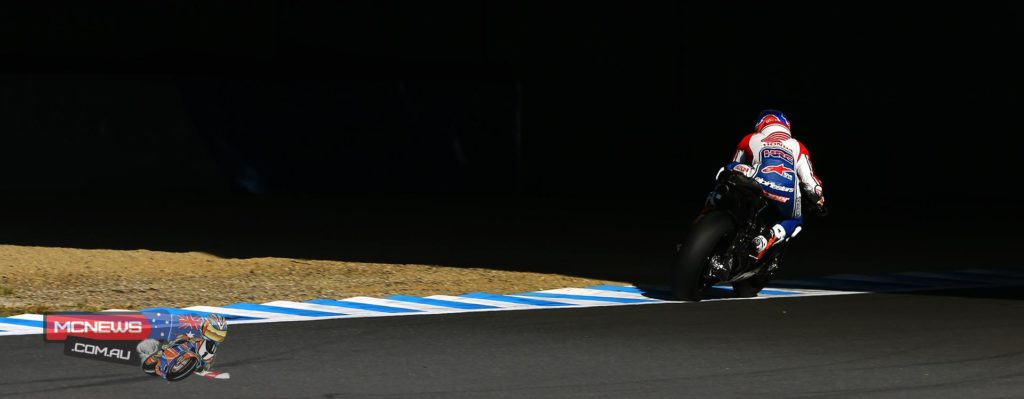 Casey Stoner completes two-day test in Motegi