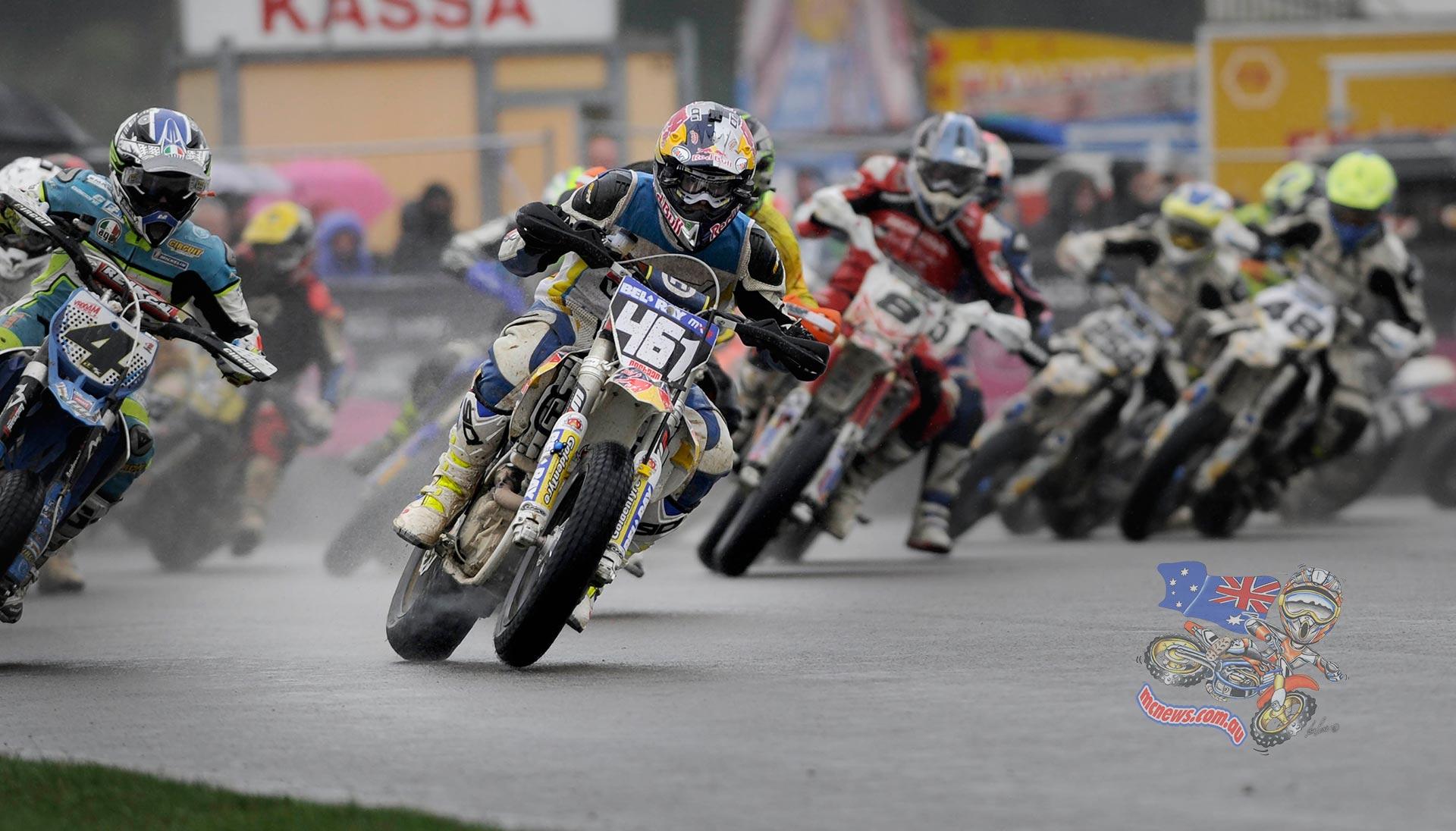Romain Febvre Mettet Superbiker
