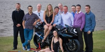 The star studded cast at the 2008 Kings of Wanneroo