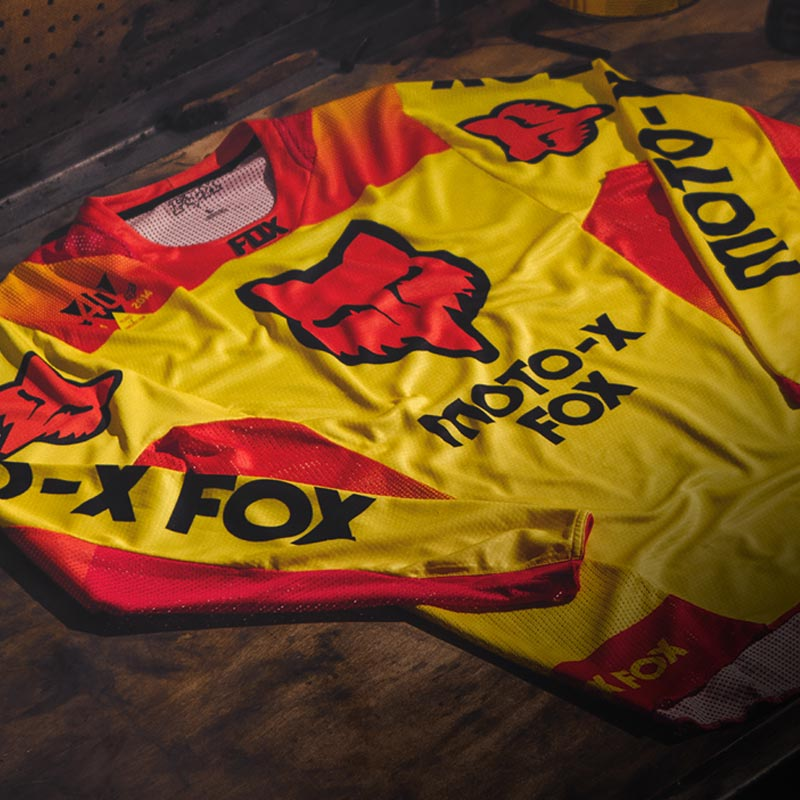 """Fox - 2015 360 """"40 Year"""" LE Jersey - $69.95 