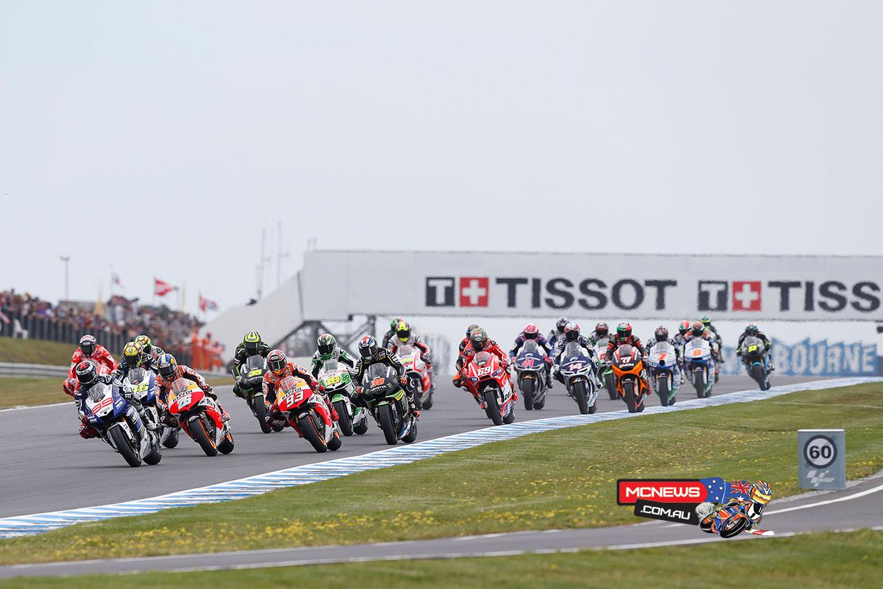MotoGP Phillip Island 2013