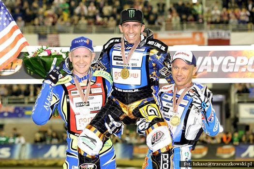 Krzysztof Kasprzak won the final round ahead of Andreas Jonsson and Jaroslaw Hampel with Aussies Chris Holder and Troy Batchelor performing below par finishing 9th and 11th place respectively on the night.