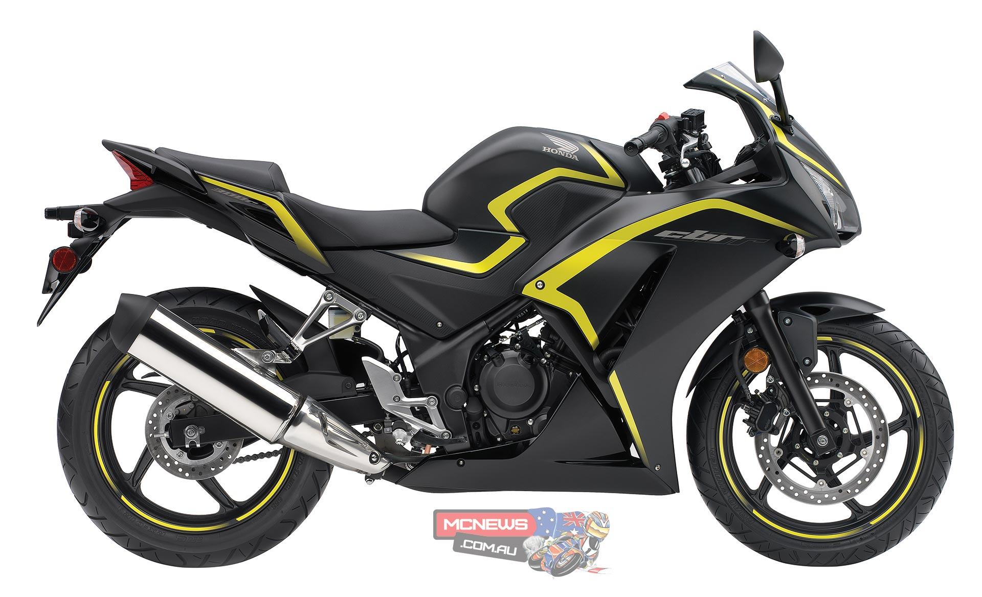 Honda CBR300R Special Edition