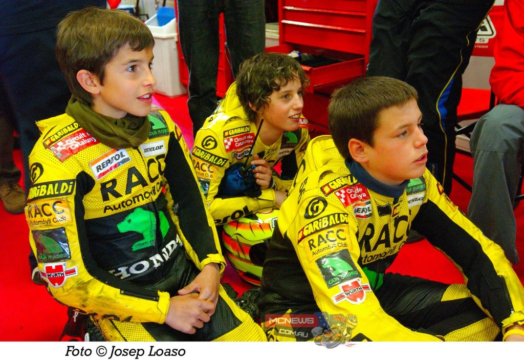 In 1999 the Catalan Motorcycling Federation launched the Conti Cup, a road racing series that included bike, helmet, overall, gloves, boots and licence.