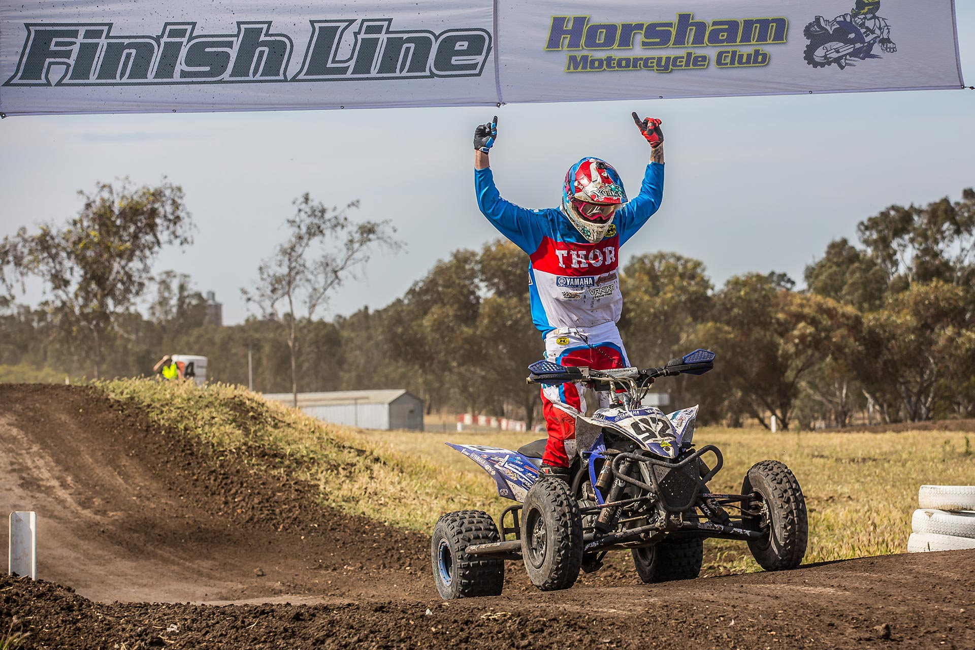 Mitch Van Vliet ATV National Champ