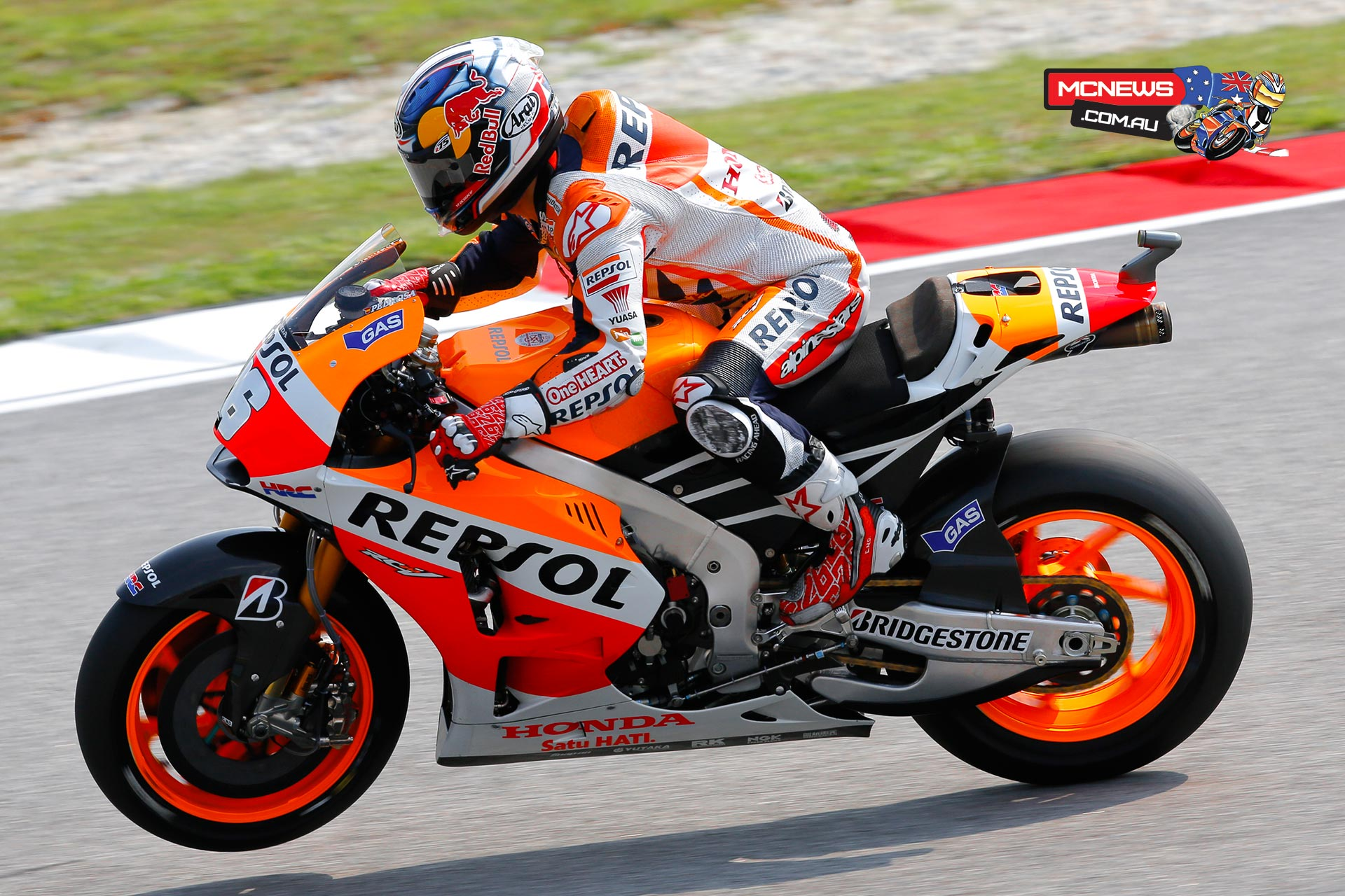 Dani Pedrosa MotoGP Sepang 2014 Qualifying Practice Classification MotoGP
