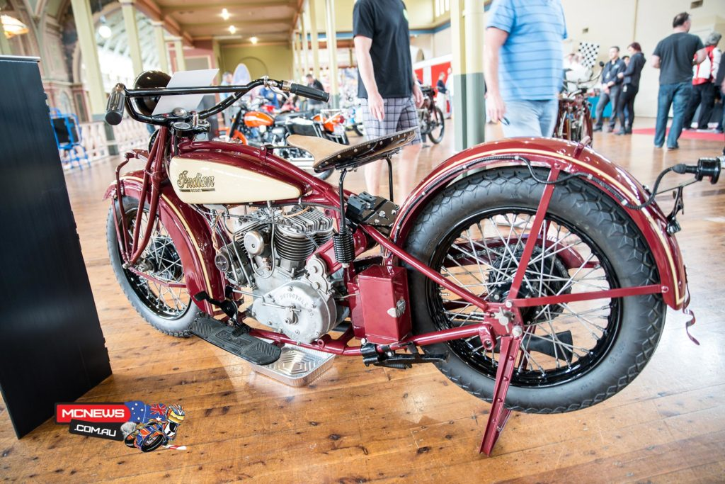 1931 Indian Scout 101