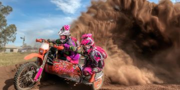 Sidecar Motocross - Photo by Shannon Rogers
