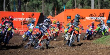 Australian Junior MX Nationals 2014