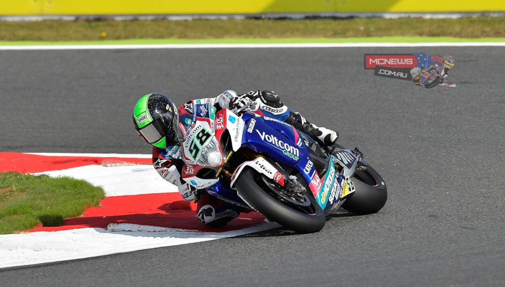 """Eugene Laverty was second quickest -  """"It's been a very positive start to the weekend! I didn't believe we would be as strong here actually so it's always nice to surprise yourself. We tried two different types of tyres to try to understand which could be our race tyre, so we are working positively and once again we are focused on getting a good qualifying position, which would be nice."""""""