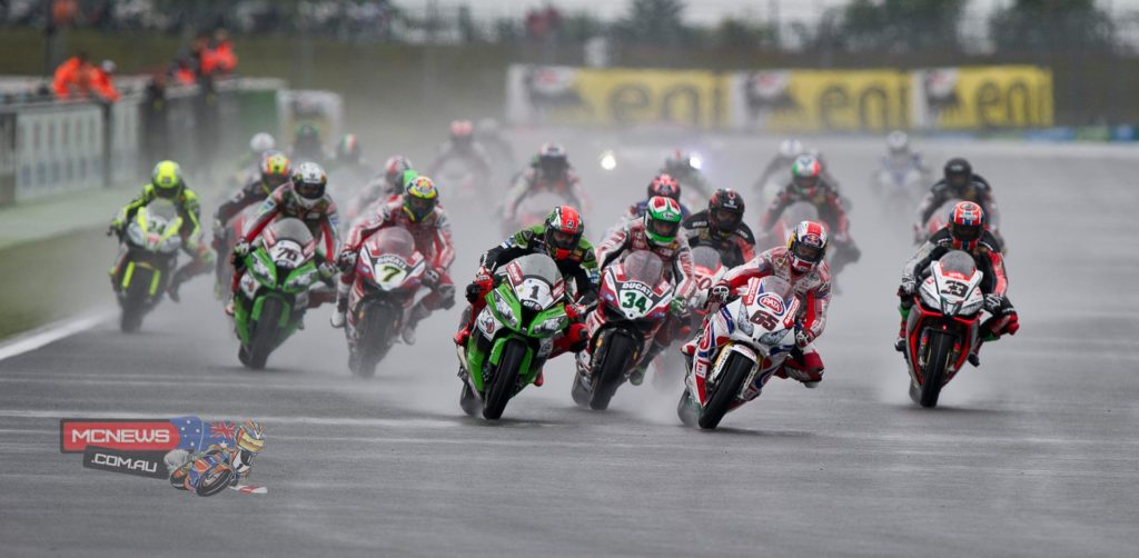 World Superbike Magny-Cours 2014