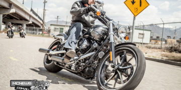 Harley-Davidson FXSB Breakout is the outright biggest selling motorcycle in Australia across all categories.