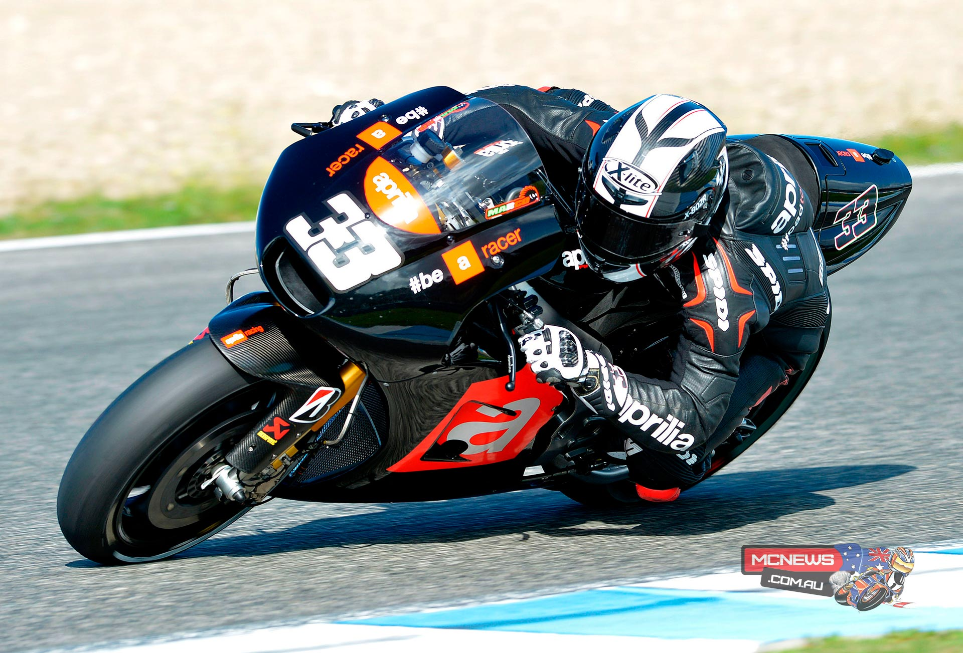 """Marco Melandri: """"These were three interesting and very demanding days at the same time. Lap after lap I am figuring out more and more where I need to improve and what I need in order to feel at ease. I still feel quite self-conscious. I think we'll need to put in a few kilometres to find the right feeling. The new engine had a few growing pains, which is normal in this phase, but we have already seen what its positive sides are and where we will need to concentrate on improving it. We have a long period of down time ahead of use which we'll use for development so that we're ready for the Sepang tests. All the guys are working hard and the whole team is very enthusiastic. This is an atmosphere that gives me high hopes."""""""