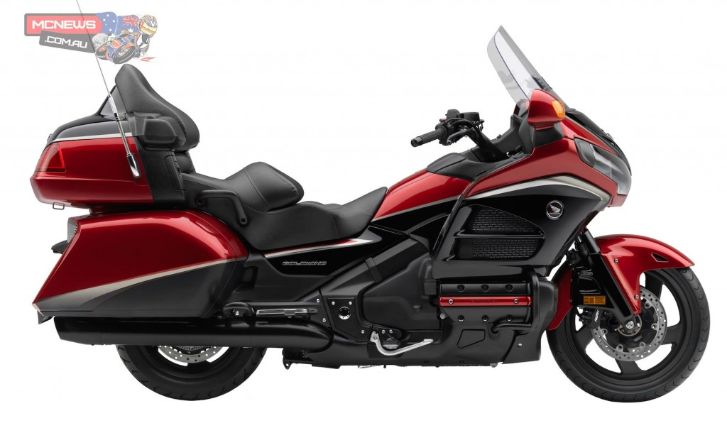 Honda will celebrate the 40th anniversary of the iconic Gold Wing in 2015.