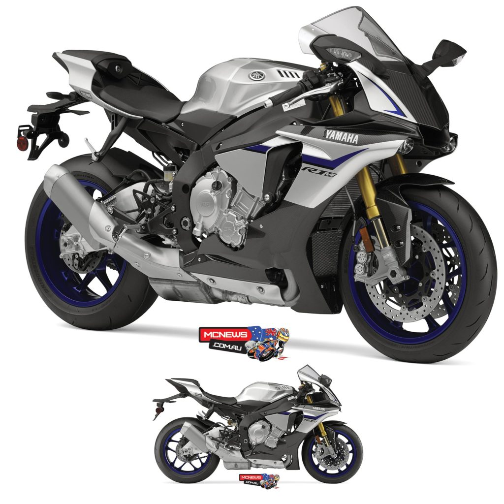 2015 Yamaha YZF-R1M Special Edition