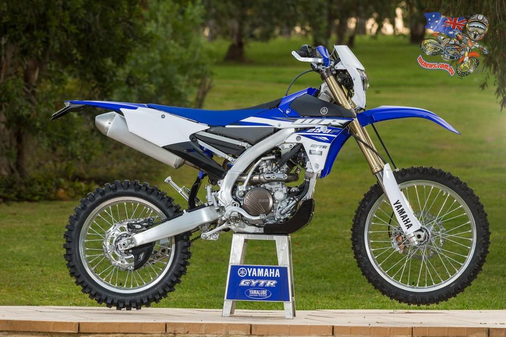 2015 Yamaha WR250F