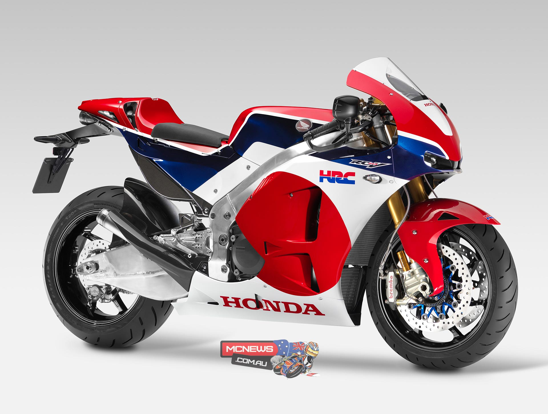 Honda RC213V-S streetbike prototype