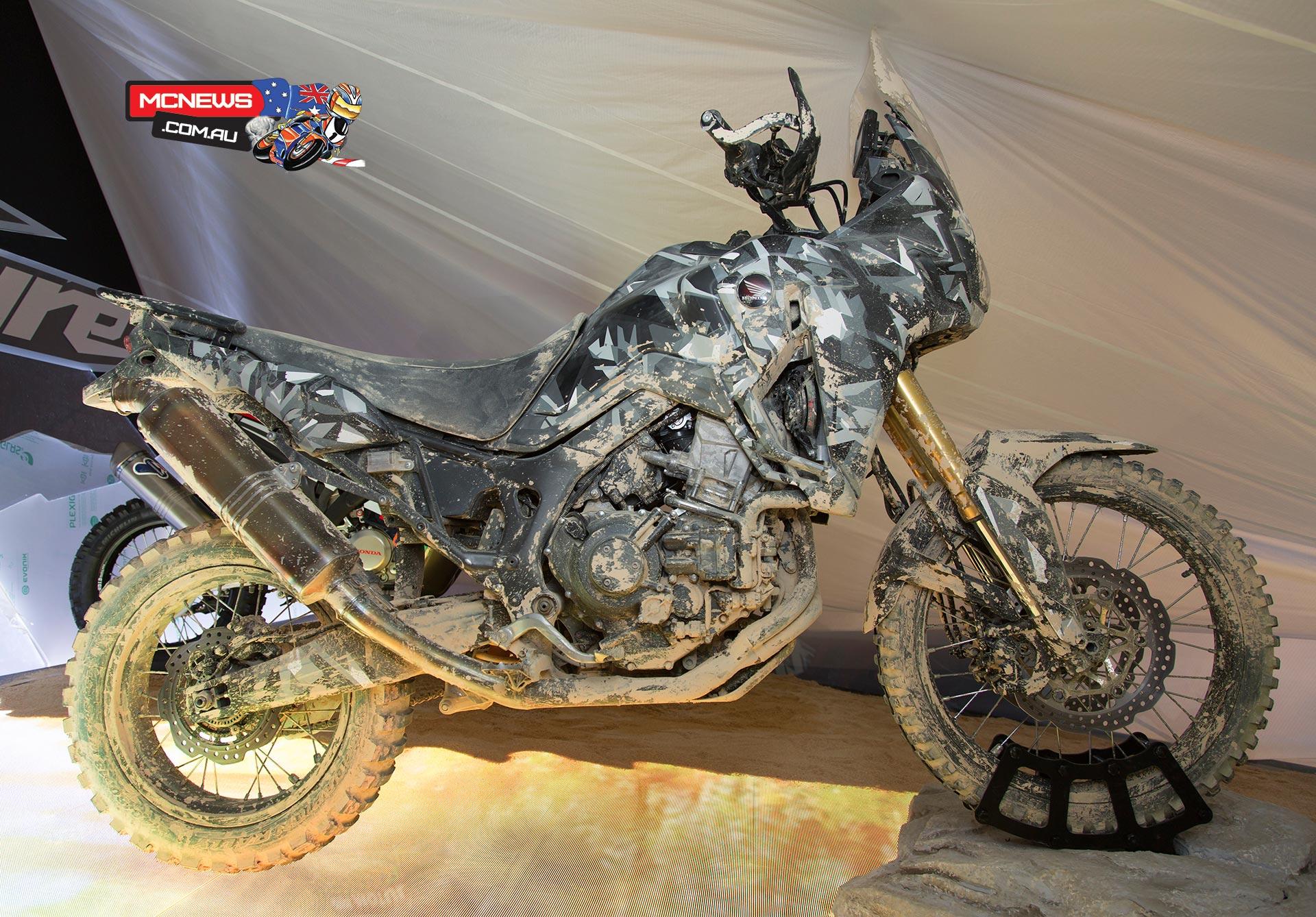 Honda Adventure Prototype