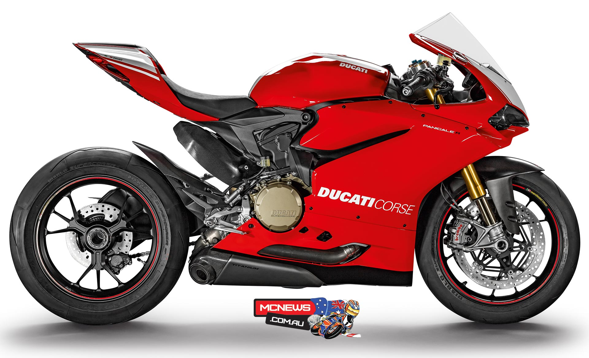 2015 Ducati Panigale R maintains its 1198cc capacity to maintain homologation for Superbike competition