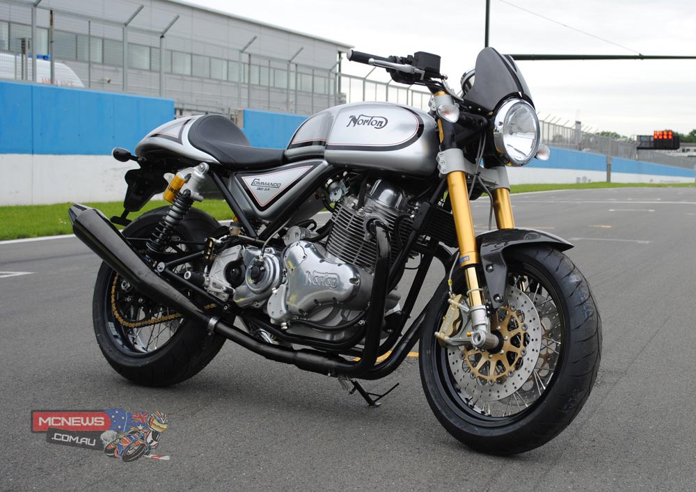Norton Commando 961 SF $35,990