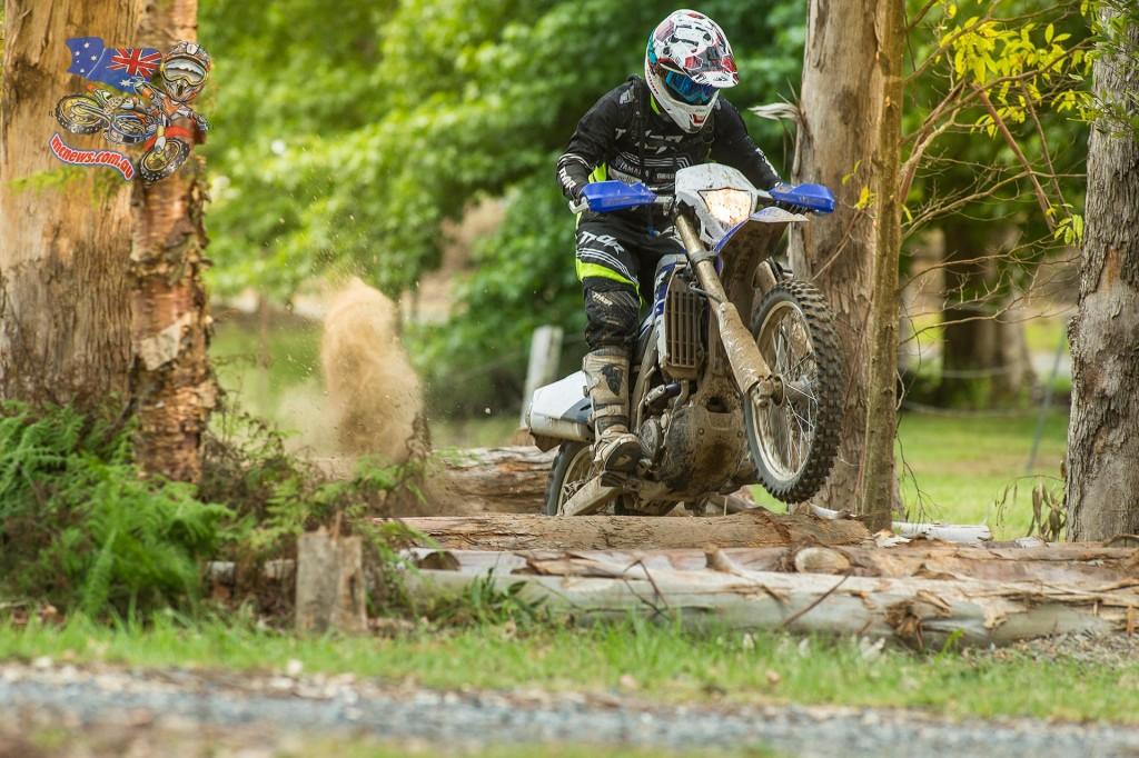 2015 Yamaha WR250F - AJ Roberts