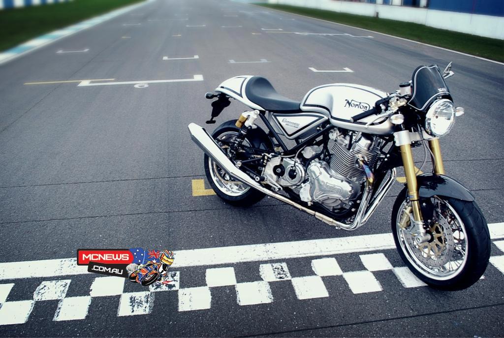 Norton Commando 961 Café Racer $33,990