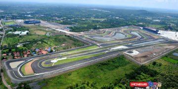 Chang International Circuit, in Buriram, Thailand