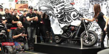 XG500 Harley-Davidson Street 500