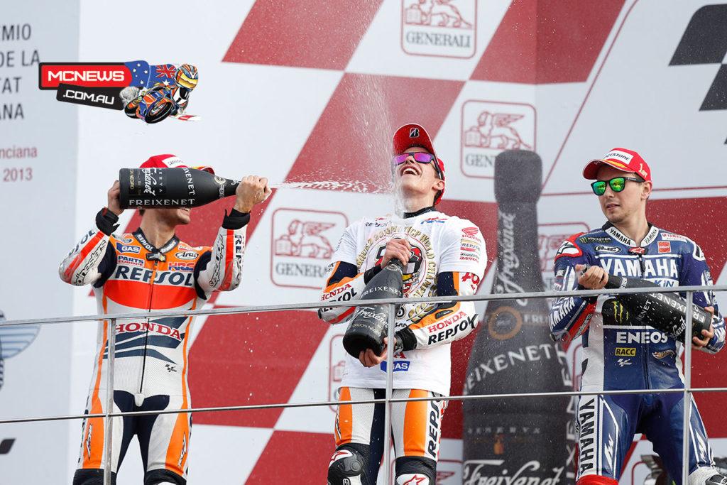 MotoGP Valencia 2013
