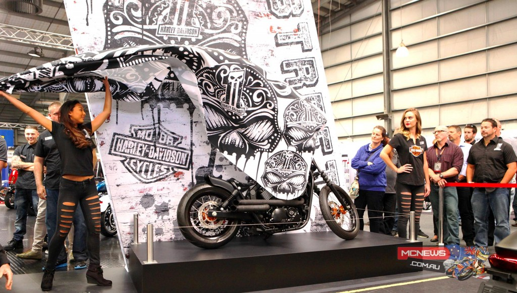 XG500 Harley-Davidson Street 500 has been a major success in Australia