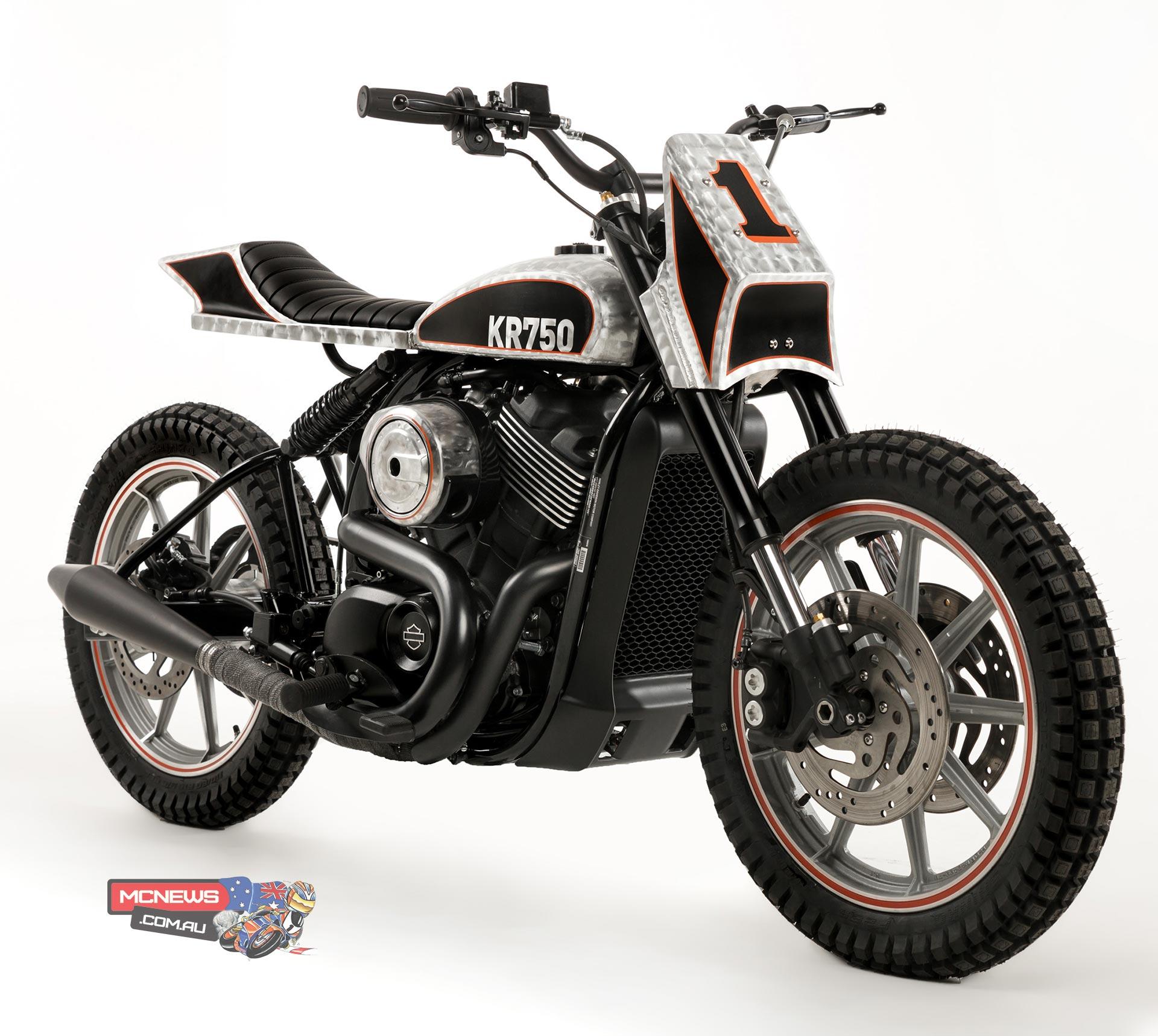 Harley Davidson Street Custom Concept Official Video