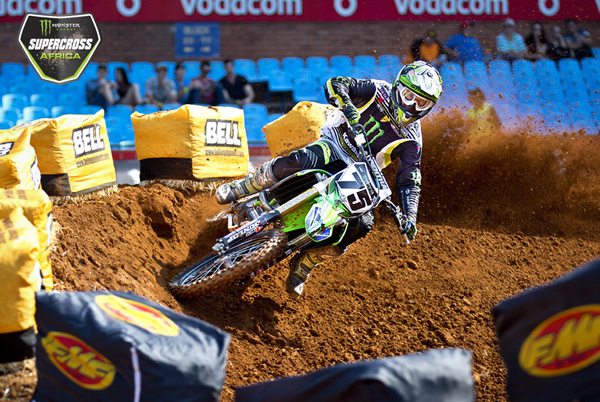 Josh Hill won in South Africa