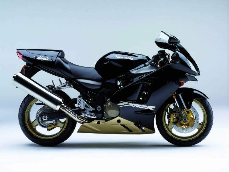 Then in 2000 dear old Kwaka (bless them) did it all again with the ZX12R