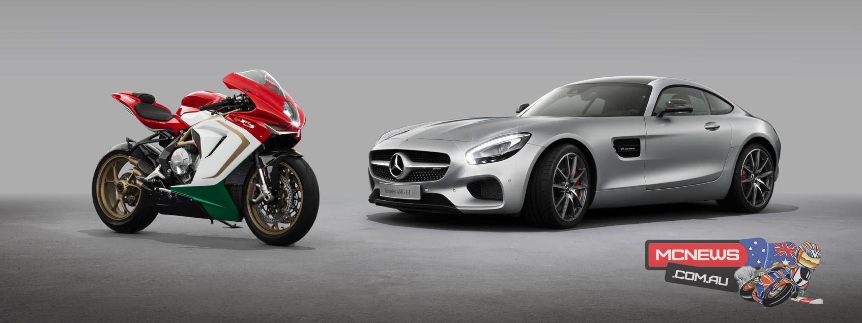 Mercedes-AMG GmbH will acquire a 25% interest in MV Agusta Motor S.p.A