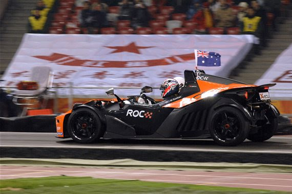 Motorcycling superstar Mick Doohan heads to ROC 2014