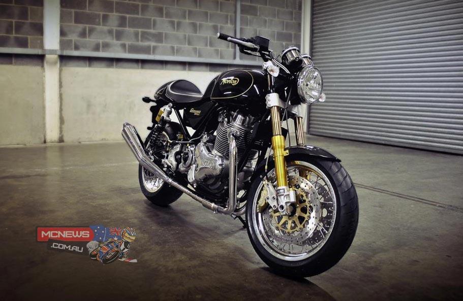 Norton Commando from $29,990 | MCNews com au