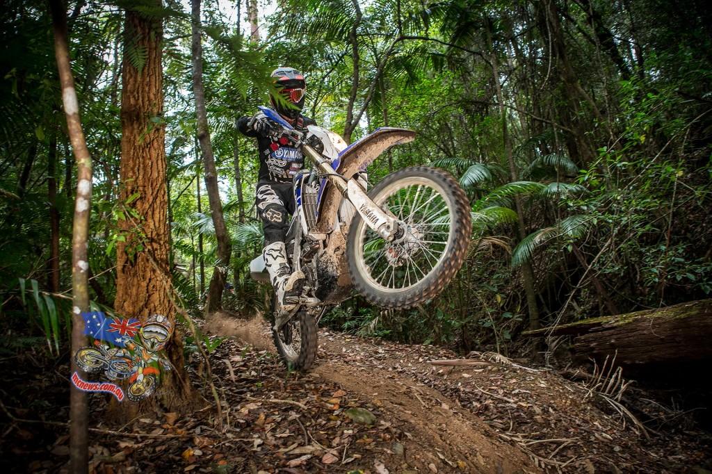 2015 Yamaha WR250F - Tom McCormack