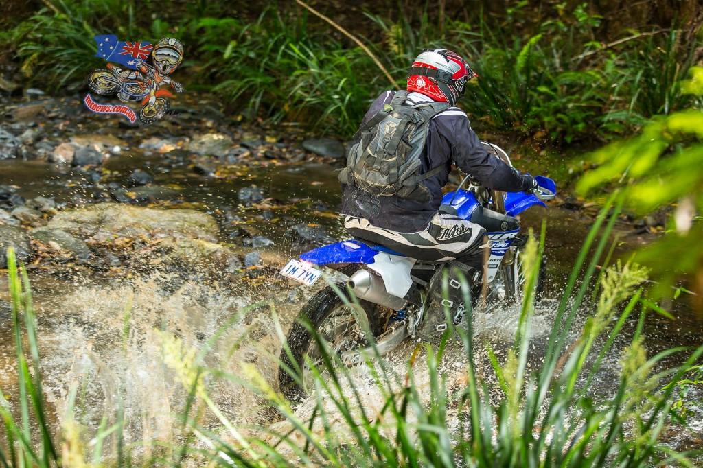 2015 Yamaha WR250F - Trevor Hedge