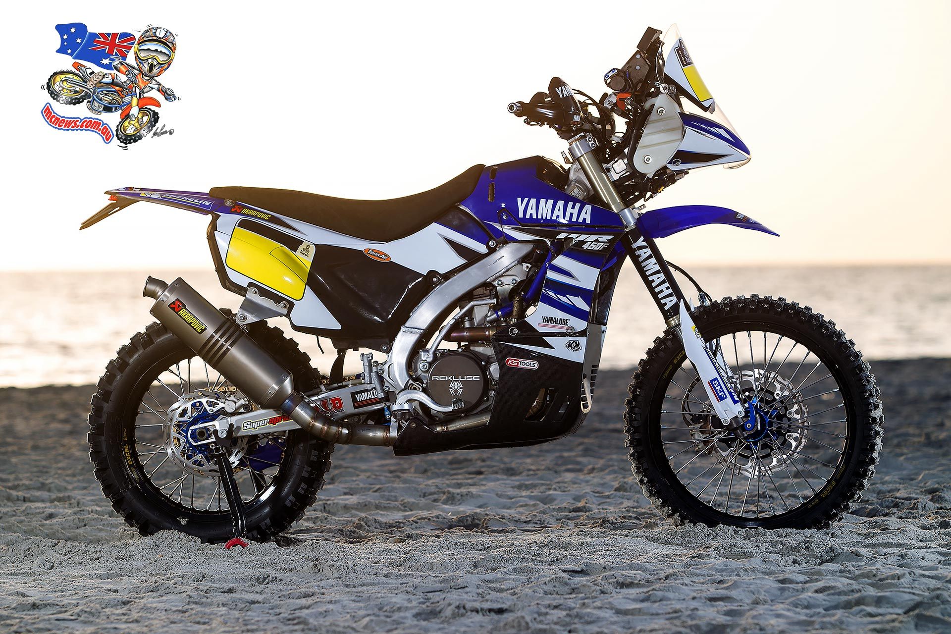 2015 Yamaha WR450F Rally