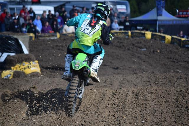 In the Supercross category, Monster Energy Kawasaki Team Green's Darian Sanayei came away with a couple of Pro Sport-class wins in the 250 and 450 divisions, and he also returned to his home state of Washington with three second-place class finishes. He was awarded the Dunlop Silver Tire Award for accumulating the most points in the A/Pro Sport divisions.
