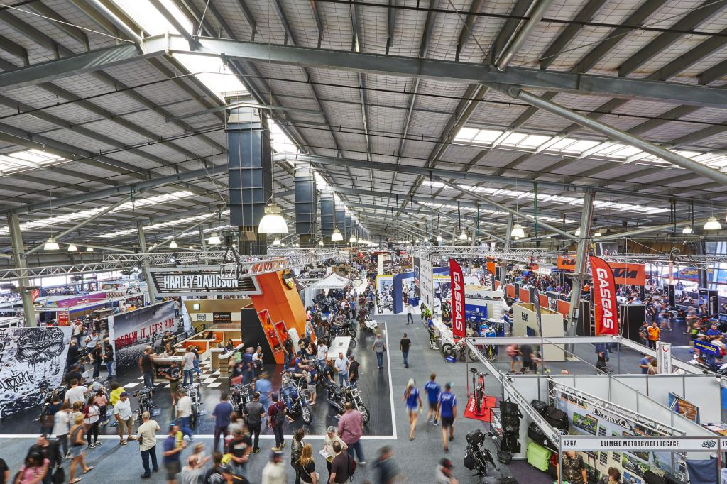Moto Expo Hall 1