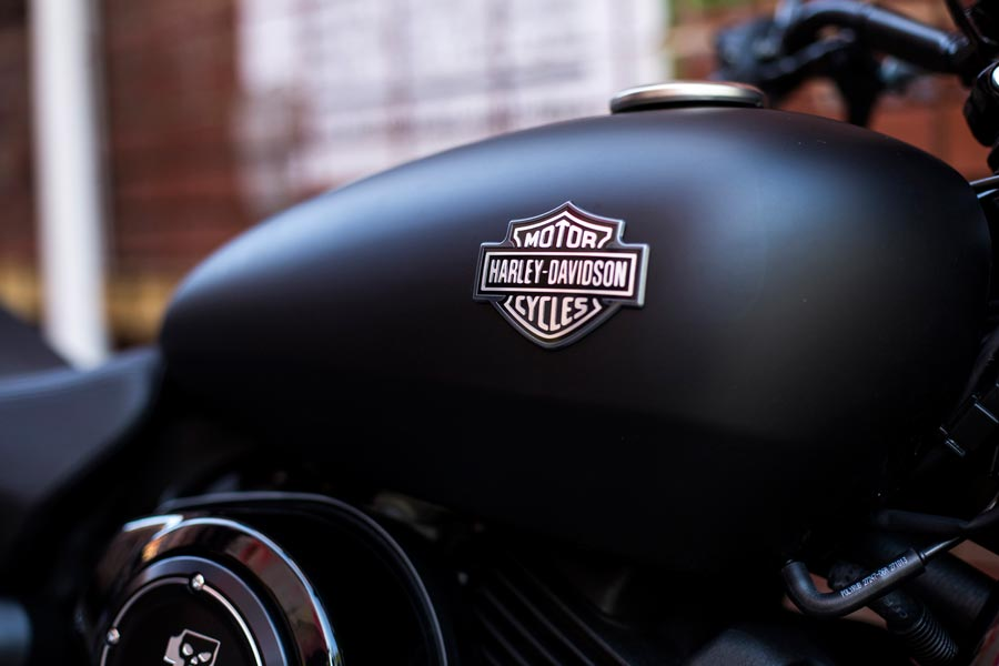 Harley-Davidson Street 500 tank might only hold 13 litres but 4 litres per 100km fuel economy means a range in excess of 300km