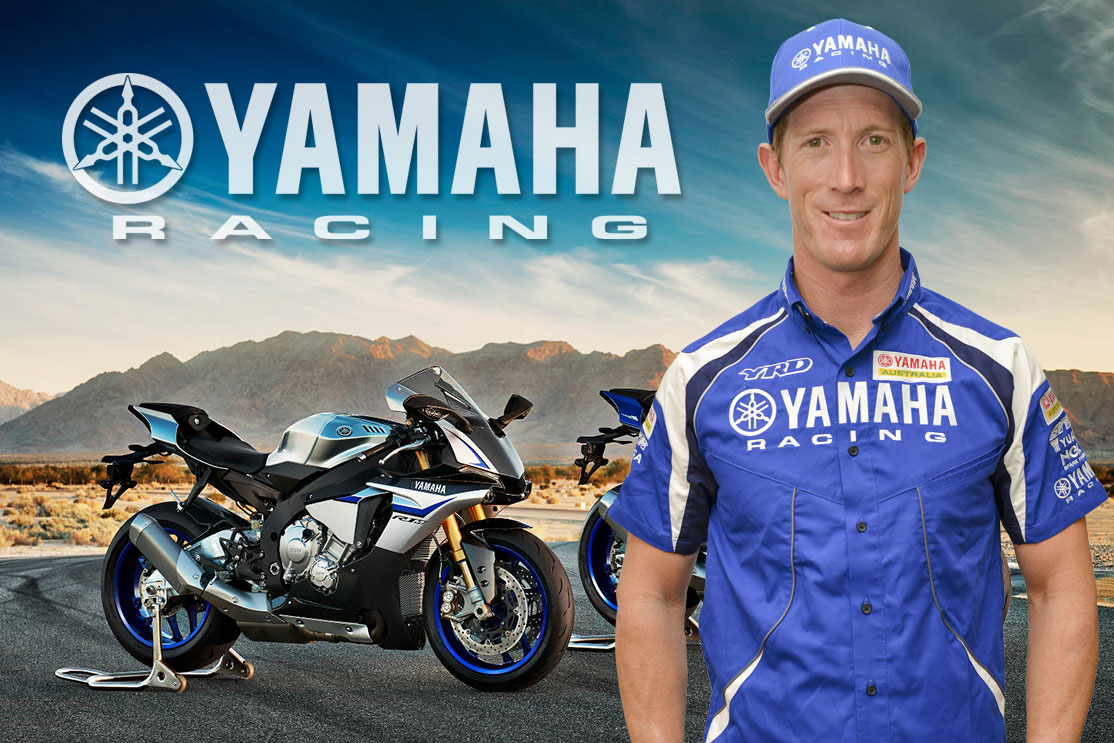 Wayne Maxwell to ride Yamaha YZF-R1M in 2015
