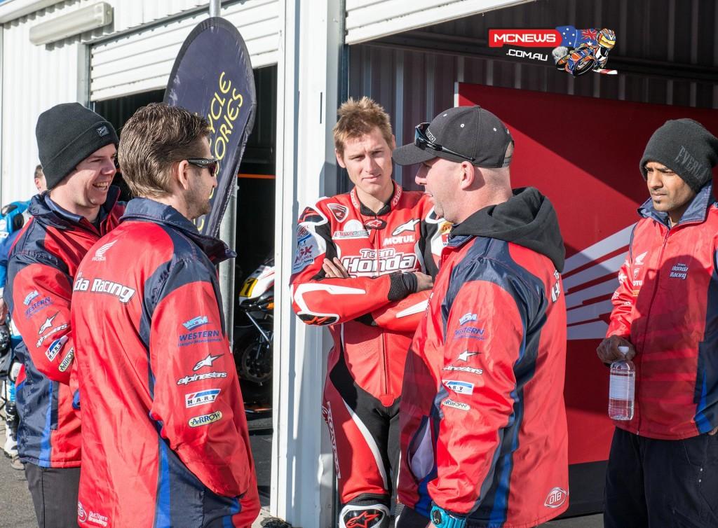 Team Honda 2014
