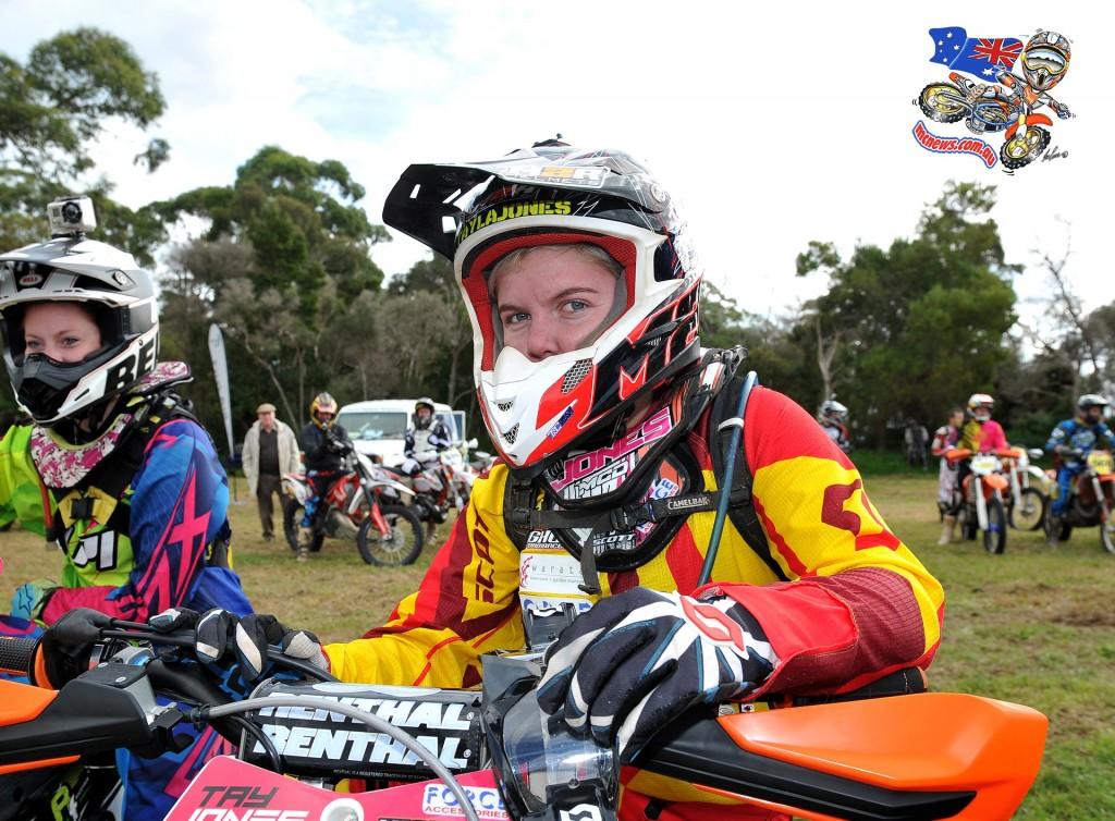 Tayla Jones moves to Yamaha in 2015